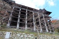 Templo de Kiyomizu-dera Fotografía de archivo