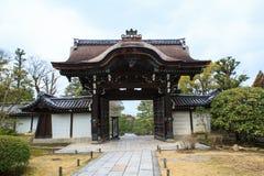 Templo de Kodai-ji Imagen de archivo