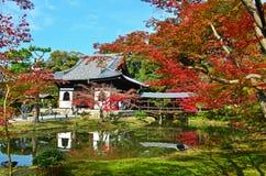 Templo de Kodaiji de la penetración foto de archivo