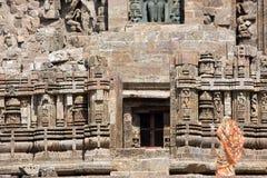 Templo de Konarak Sun Imagem de Stock