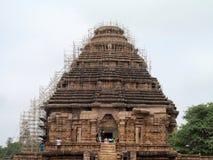 Templo de Konark Sun fotografía de archivo