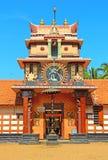 Templo de Krishna Templo de Manthara La India Fotos de archivo