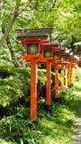 Templo de Kuramadera Fotografia de Stock