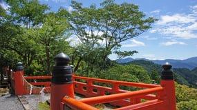 Templo de Kuramadera Imagens de Stock Royalty Free