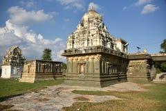 Templo de Kurudumale Ganesha, Mulbagal, Karnataka, la India imagen de archivo libre de regalías