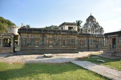 Templo de Kurudumale Ganesha, Mulbagal, Karnataka, la India foto de archivo
