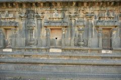 Templo de Kurudumale Ganesha, Mulbagal, Karnataka, la India imagenes de archivo