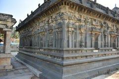 Templo de Kurudumale Ganesha, Mulbagal, Karnataka, la India fotografía de archivo libre de regalías
