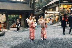 Templo de Kyoto Imagenes de archivo