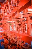 Templo de Kyoto Foto de Stock Royalty Free