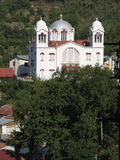 Templo de la aldea Imagenes de archivo