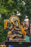 Templo de la capilla de Pattaya, Tailandia Foto de archivo libre de regalías