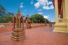 Templo de la capilla de Pattaya, Tailandia Imagenes de archivo