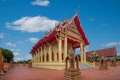 Templo de la capilla de Pattaya, Tailandia Fotos de archivo