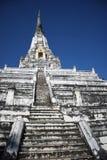 Templo de la correa de Wat Phu Khao Fotos de archivo libres de regalías