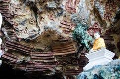 Templo de la cueva Fotos de archivo