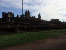 templo de la guerra de Angkor de la imagen Fotografía de archivo libre de regalías