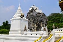 Templo de la huella de Budhha Fotografía de archivo libre de regalías