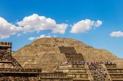 Templo de la luna Fotografía de archivo libre de regalías