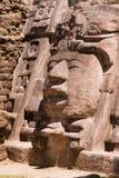 Templo de la máscara Fotos de archivo libres de regalías