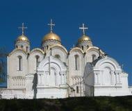 Templo de la ortodoxia Fotografía de archivo