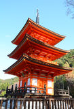 Templo de la pagoda Fotos de archivo libres de regalías