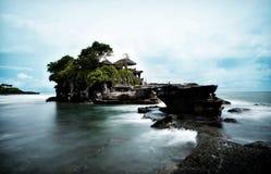 Templo de la porción de Tanah fotos de archivo libres de regalías