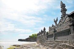 Templo de la porción de Tanah Fotos de archivo
