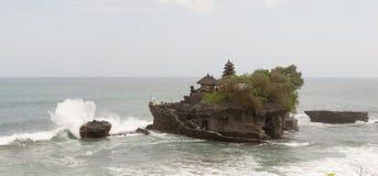 Templo de la porción de Tanah Imagen de archivo