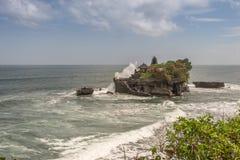 Templo de la porción de Tanah Foto de archivo libre de regalías