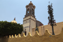 Templo de la Purísima Concepción (Las Monjas) in San Miguel De Lizenzfreies Stockbild