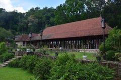 Templo de la reliquia sagrada del diente Imagenes de archivo