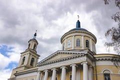 Templo de la resurrección Fotografía de archivo libre de regalías