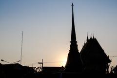 templo de la sombra en khonkean ese templo Foto de archivo