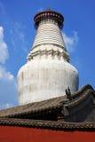 templo de la torre Fotos de archivo libres de regalías