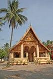 Templo de Laos Fotos de Stock