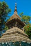 Templo de Laos Imágenes de archivo libres de regalías