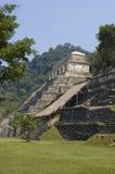Templo de las inscripciones Fotografía de archivo