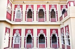 Templo de Laxmi Narayan fotografía de archivo