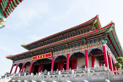 Templo de Leng Noei Yi 2 Fotos de Stock