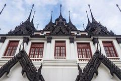 Templo de Loha Prasat Foto de archivo