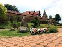 Templo de Lumpang Fotos de Stock Royalty Free