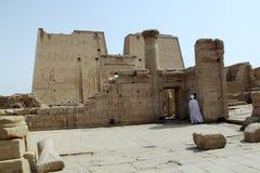 Templo de Luxor Imágenes de archivo libres de regalías