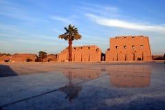 Templo de Luxor fotos de stock