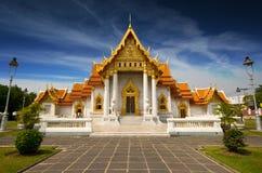 Templo de mármol Imagen de archivo libre de regalías