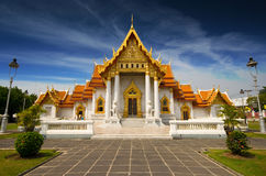 Templo de mármore Imagem de Stock Royalty Free