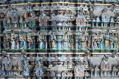 Templo de Madurai Imagem de Stock