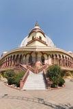 Templo de Mayapur, sede de ISKON imagens de stock royalty free