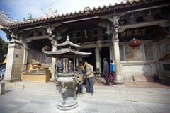 Templo de Mazu Foto de Stock Royalty Free