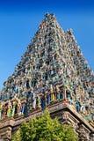 Templo de Meenakshi foto de archivo